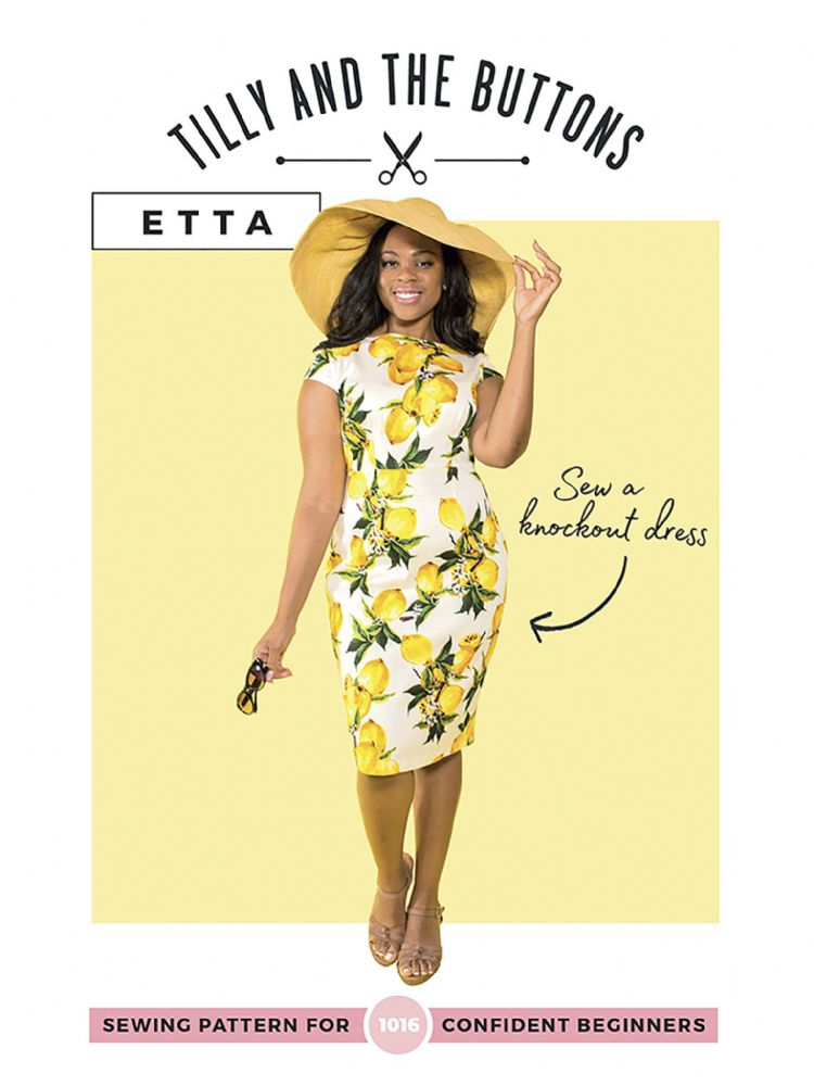 Tilly and the Buttons ETTA sewing pattern